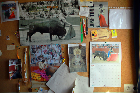 Madonnas, matadors, and math homework.