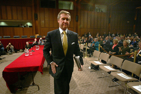 William Cohen, Secretary of Defense.