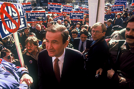 Candidate for President; Patrick J. Buchanan.