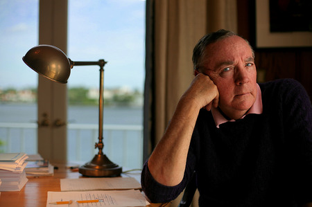James Patterson; author
