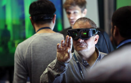 Augmented World Expo 2016
