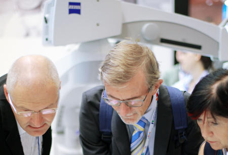 ZEISS Meditec at Lisbon ESCRS 2017
