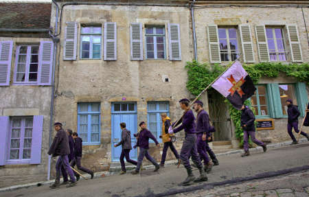 21st century Crusaders.