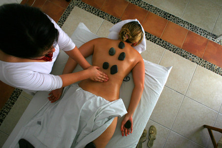 Health spa holiday in Cancun.